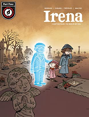 Irena Vol. 2 #4: I'm Proud of You