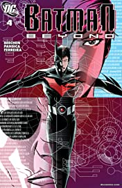 Batman Beyond (2011) #4