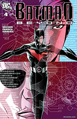 Batman Beyond (2011) #4