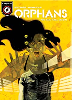 Orphans Vol. 4 #11: We All Fall Down