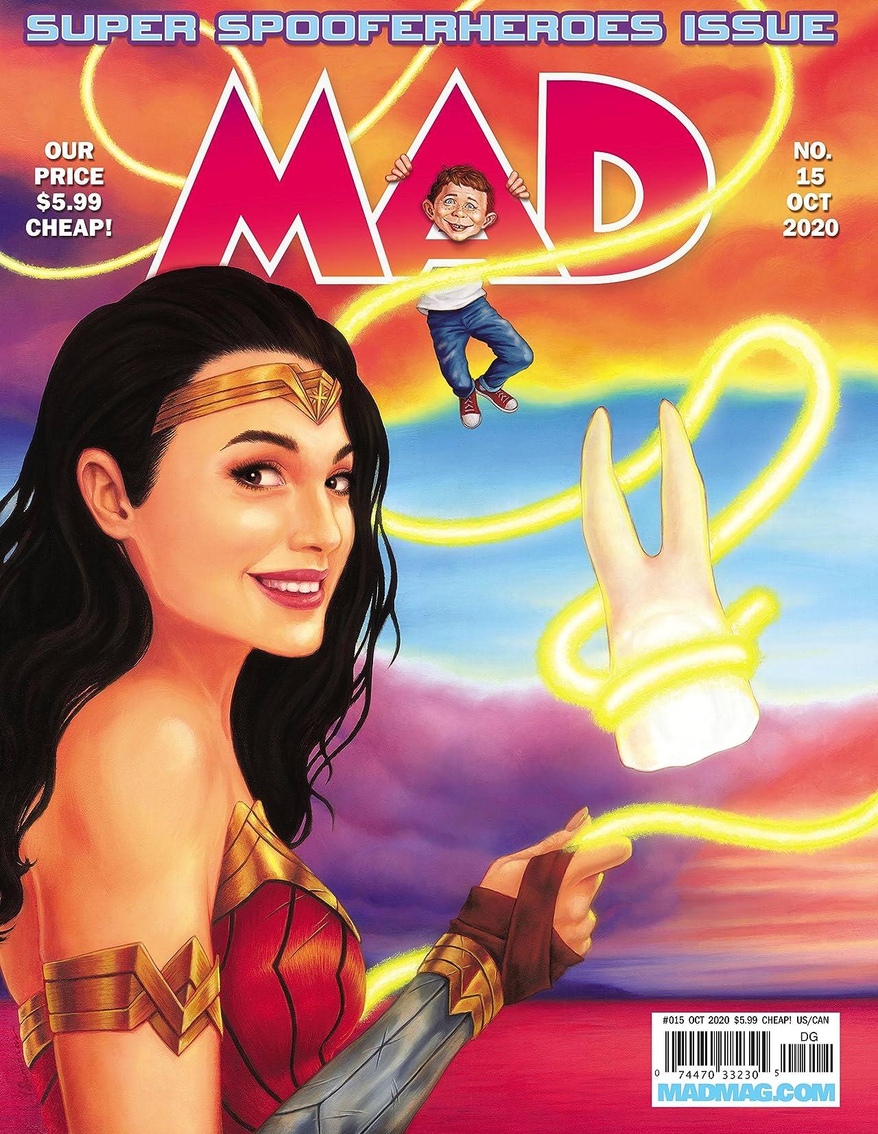 MAD Magazine (2018-) #15