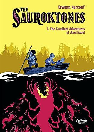 The Sauroktones Tome 1