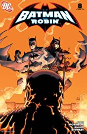 Batman and Robin (2009-2011) #8