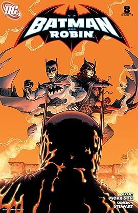 Batman and Robin (2009-2011) No.8