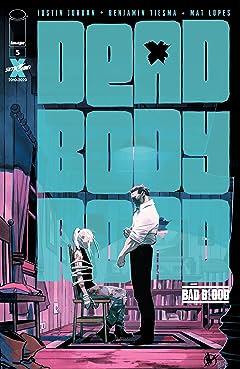 Dead Body Road: Bad Blood #5 (of 6)