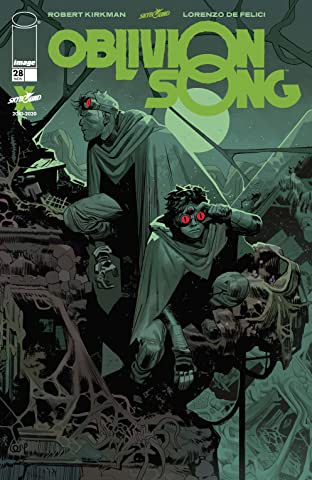 Oblivion Song By Kirkman & De Felici No.28