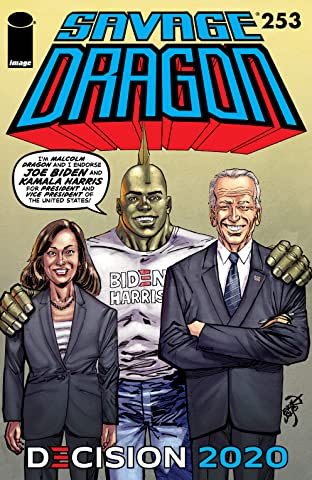 Savage Dragon #253