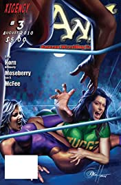 AWF: Amazon Wrestling Federation #3