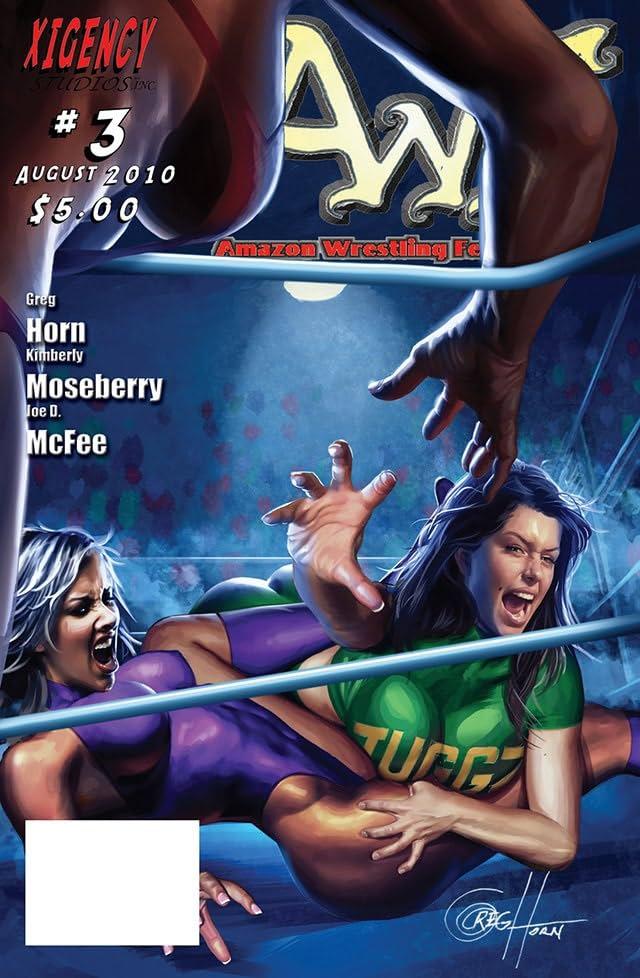 AWF: Amazon Wrestling Federation #3