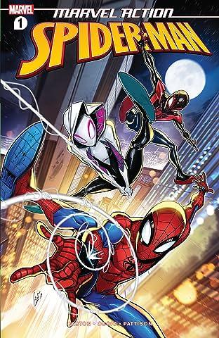 Marvel Action Spider-Man (2020) #1