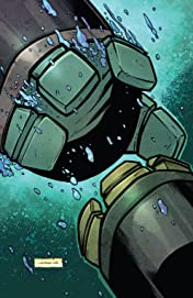 Canto II: The Hollow Men #3 (of 5)