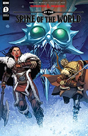Dungeons & Dragons: At the Spine of the World #1 (of 4)