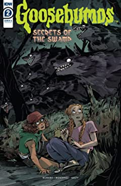 Goosebumps: Secrets of the Swamp #2 (of 5)