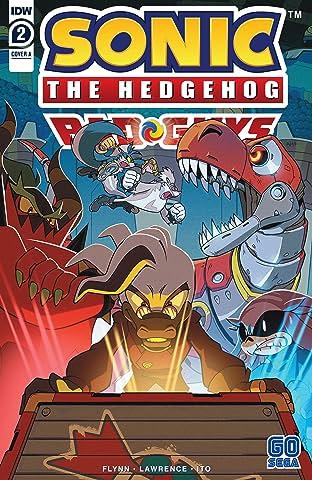 Sonic: Bad Guys #2 (of 4)
