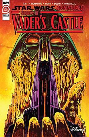 Star Wars Adventures: Shadow of Vader's Castle