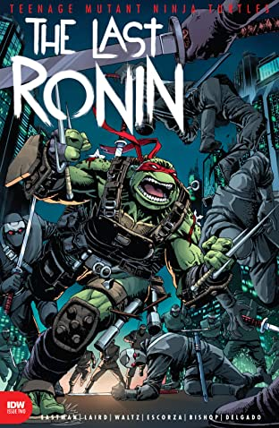 Teenage Mutant Ninja Turtles: The Last Ronin No.2 (sur 5)