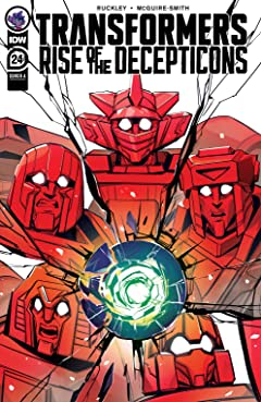 Transformers (2019-) #24