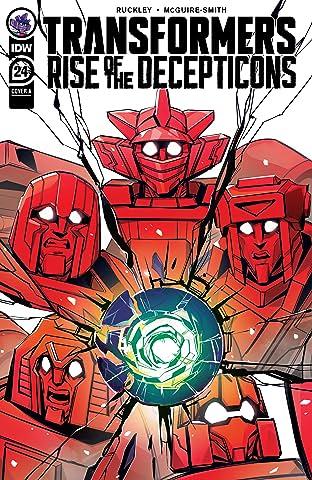 Transformers (2019-) #24