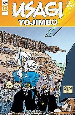 Usagi Yojimbo (2019-) #14