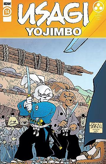 Usagi Yojimbo (2019-) No.14