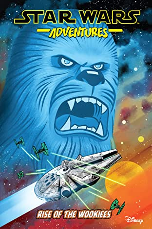 Star Wars Adventures Tome 11: Rise of the Wookiees