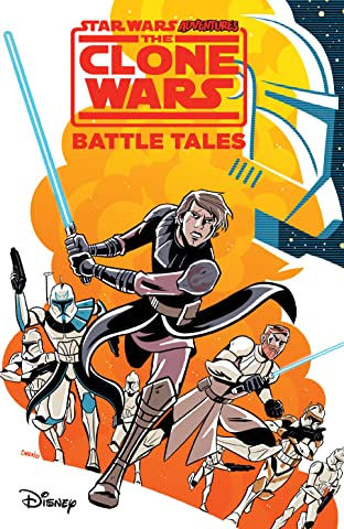 Star Wars Adventures: The Clone Wars - Battle Tales