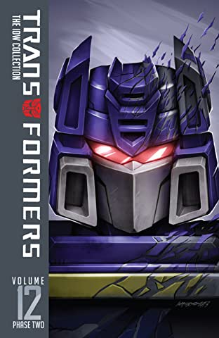 Transformers: IDW Collection Phase Two Tome 12
