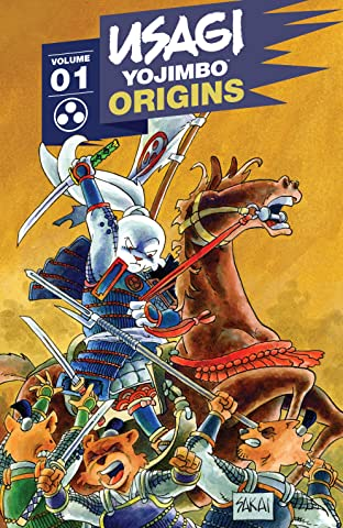Usagi Yojimbo: Origins Vol. 1