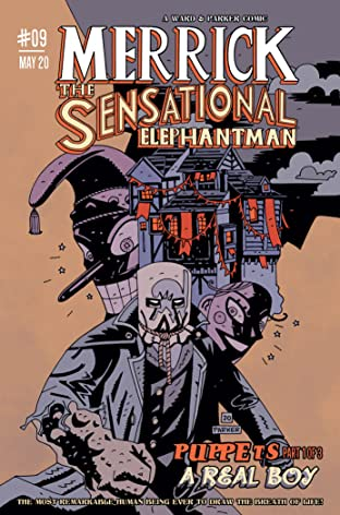 Merrick: The Sensational Elephantman No.09