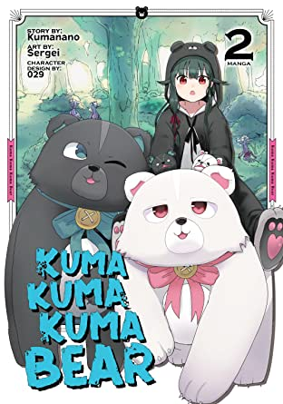 Kuma Kuma Kuma Bear Vol. 2