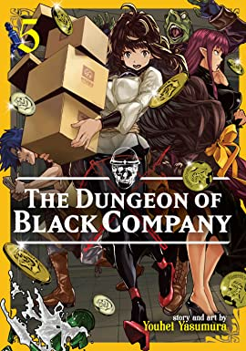 The Dungeon of Black Company Vol. 5