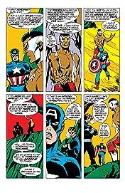 Captain America (1968-1996) #165