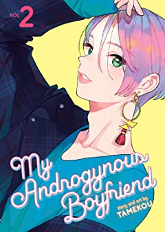 My Androgynous Boyfriend Tome 2