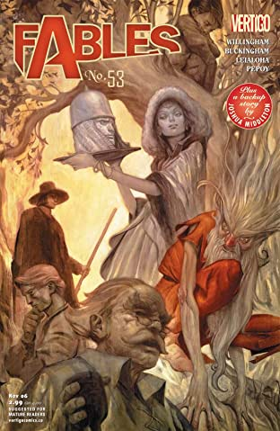 Fables #53