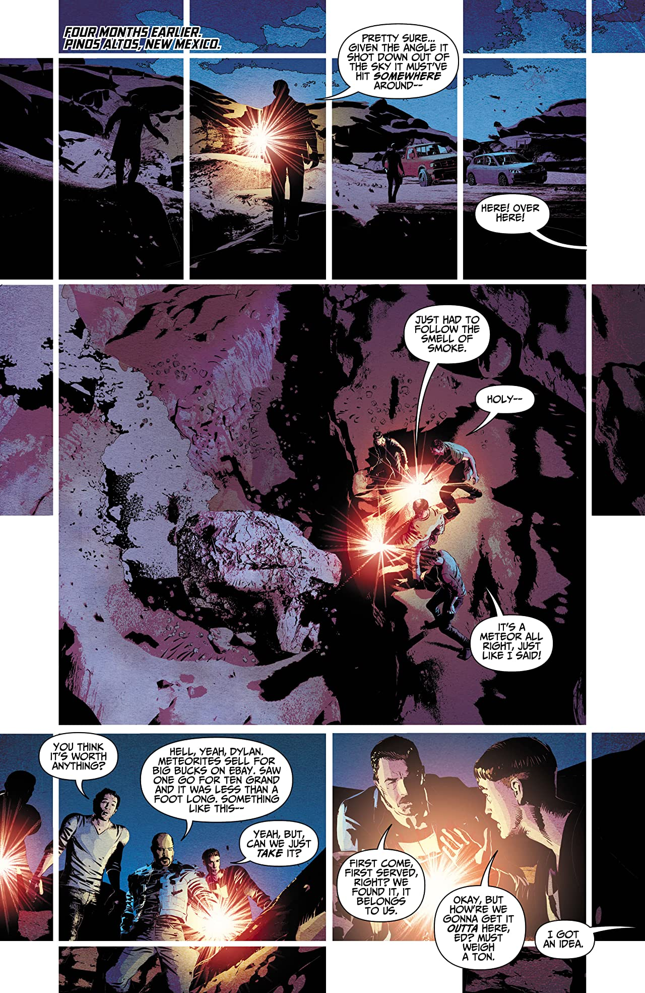 The Resistance #4 (of 6)