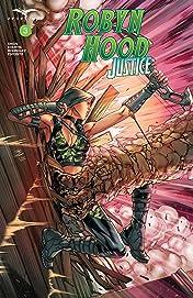 Robyn Hood #3: Justice