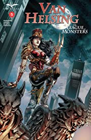 Van Helsing vs The League of Monsters #5