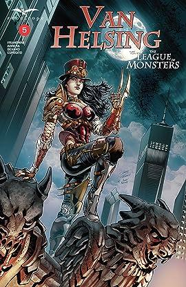 Van Helsing vs The League of Monsters #5