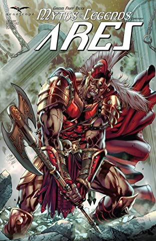 Myths & Legends Quarterly: Ares