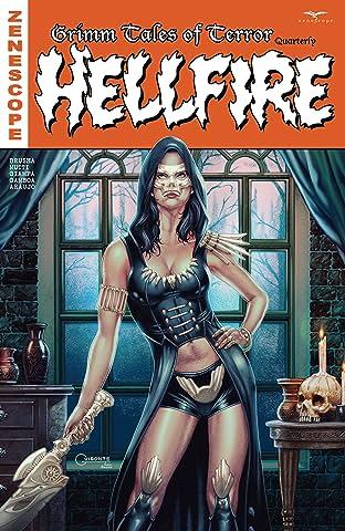 Tales of Terror Quarterly: Hellfire