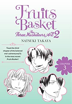 Fruits Basket: The Three Musketeers Arc 2 No.3