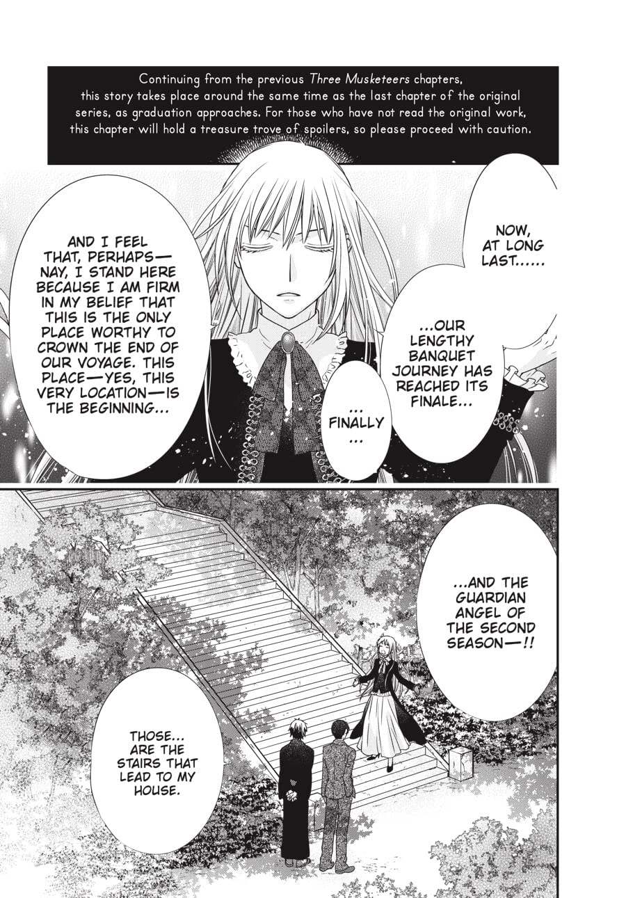 Fruits Basket: The Three Musketeers Arc 2 #3