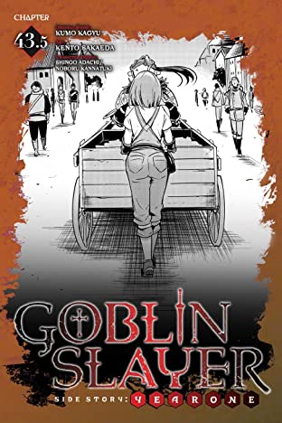 Goblin Slayer Side Story: Year One #43.5