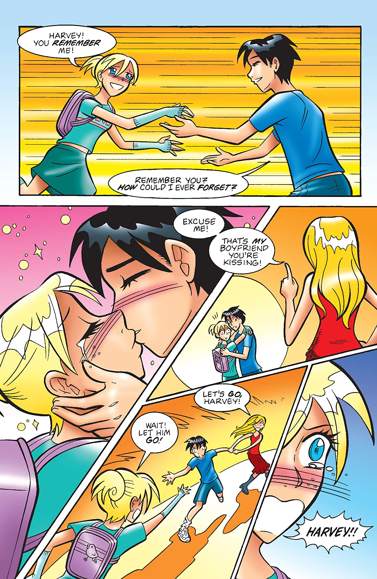 Archie Comics 80th Anniversary Presents Sabrina Manga: Color Collection Vol. 4