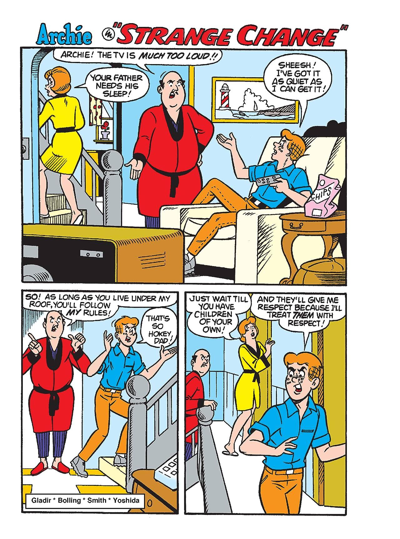 Archie Milestones Digest No.10