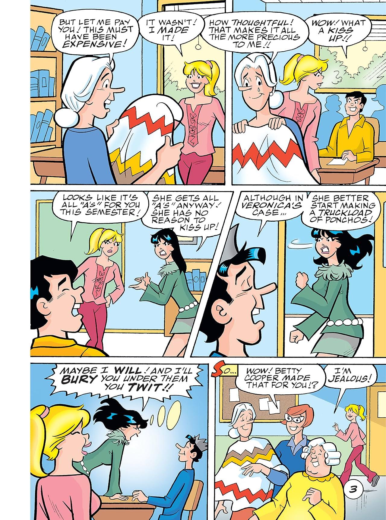 Betty & Veronica Best Friends Digest #284