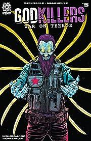 Godkillers: War on Terror #5