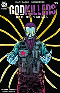 Godkillers: War on Terror #5