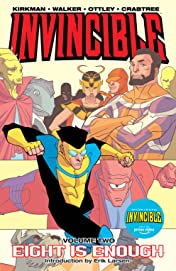 Invincible Tome 2: Eight is Enough
