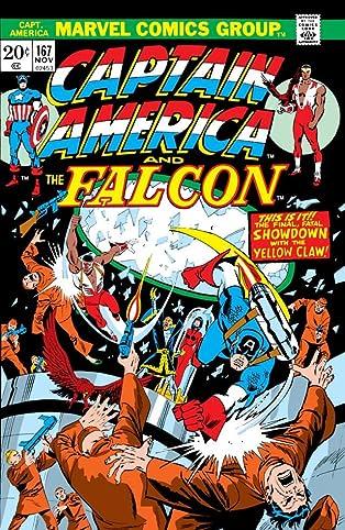 Captain America (1968-1996) #167